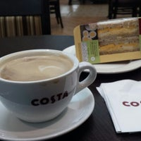 Photo taken at Costa Coffee by Chris . on 3/11/2014
