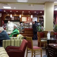 Photo taken at Costa Coffee by Chris . on 3/24/2014