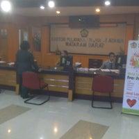 Photo taken at Kantor Pelayanan Pajak Pratama Mataram Barat by SUPRIYANTHO K. on 8/7/2014