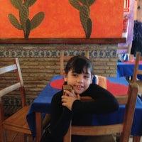 Photo taken at Los Jarales by Lizbet P. on 3/27/2014