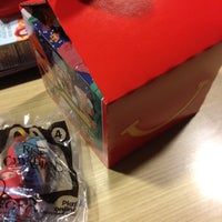 Photo taken at McDonald's by Rosalinda C. on 11/30/2012