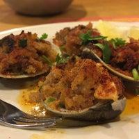 Photo taken at Sabor Latino Seafood Restaurant by Eddie Q. on 2/29/2016