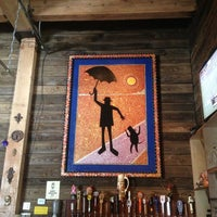 Photo taken at The Wurst Place by Daniel M. on 7/27/2013