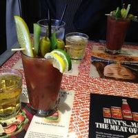 Photo taken at CRISP Pizza Bar & Lounge by Leroy R. on 3/31/2013