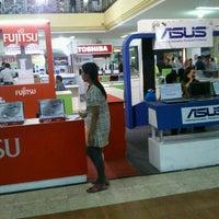 Photo taken at Hi-Tech Mall by Hendrawan E. on 12/31/2012