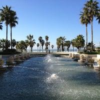 Photo taken at Hyatt Regency Huntington Beach Resort and Spa by Don A. on 2/9/2013