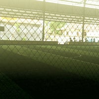 Photo taken at Wing's Futsal by ary a. on 3/31/2013