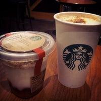 Photo taken at Starbucks by Karolina W. on 1/30/2013