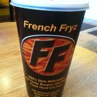 Photo taken at French Fryz by Scott P. on 12/31/2012
