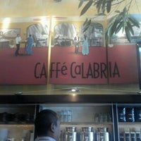 Photo taken at Caffé Calabria by Bob L. on 9/19/2012