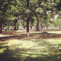 Photo taken at Franklin Square Park by Patrick B. on 8/25/2013