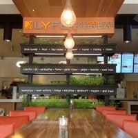 Photo taken at LYFE Kitchen by Gabriela S. on 4/15/2013