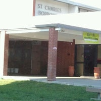 Photo taken at St. Charles Borromeo by Sheryl S. on 10/13/2012