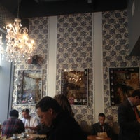 Photo taken at Culture Espresso by Sophia on 4/22/2013