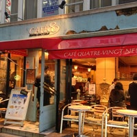Photo taken at Cafe 89 by Jean P. on 11/17/2012
