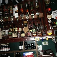 Photo taken at Flann O'Brien's by Hilary T. on 3/5/2013