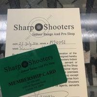 Photo taken at Sharp Shooters by Rawan. K. on 7/23/2016