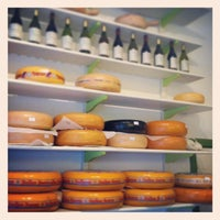 Photo taken at Fromagerie Kef by Melih C. on 12/29/2012