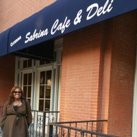 Photo taken at Sabrina Cafe & Deli by Sabrina L. on 11/14/2015
