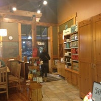 Photo taken at Caribou Coffee by Ange N. on 12/29/2012