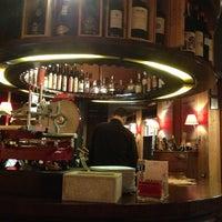 Photo taken at Ferrari Lounge by Fabio Q. on 3/23/2013