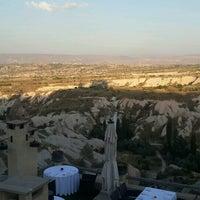 Photo taken at Argos In Cappadocia by Bayram Selçuk A. on 8/21/2016