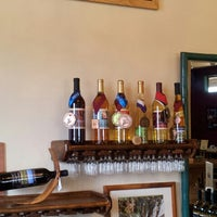 Photo taken at Volcano Winery by David V. on 11/9/2012