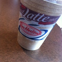 Photo taken at Tim Hortons by Camila A. on 11/13/2012