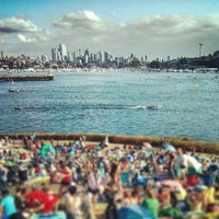 Photo taken at Gas Works Park by Johannes E. on 7/5/2013