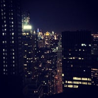 Photo taken at Andaz Wall Street by Mike O. on 4/6/2013