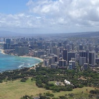 Photo taken at Diamond Head State Monument by Kara on 6/14/2013