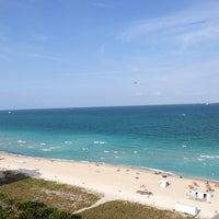Photo taken at W South Beach by Shawn M. on 5/17/2013