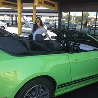 Photo taken at Hertz Rental Car by Annacler H. on 9/14/2012