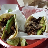 Photo taken at Super Taqueria by Robert G. on 8/24/2013