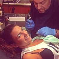 Photo taken at Tattoo By John by Dem.p on 10/19/2013