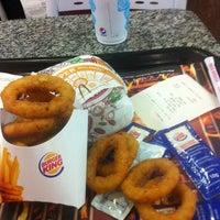 Photo taken at Burger King by Fernando D. on 4/10/2013