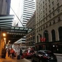 Photo taken at JW Marriott by Julie on 1/12/2013