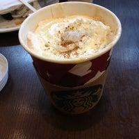 Photo taken at Starbucks by Sanni K. on 12/30/2012