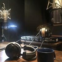 Photo taken at Soundwave Sound Studio by Thanasut V. on 9/12/2016
