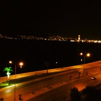 Photo taken at Küçükyalı Sahil by Corry R. on 12/22/2012