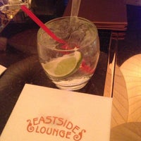 Photo taken at Eastside Lounge at Encore Las Vegas by Vic C. on 5/25/2013