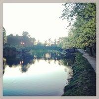 Photo taken at Washington Park by Phil M. on 5/1/2013