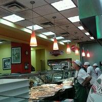 Photo taken at Abitino's Pizzeria by Khunkik on 11/25/2012