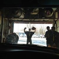Photo taken at Car Wash King by Risa K. on 11/17/2012