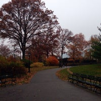 Photo taken at Central Park - Pat Hoffman Friedman Playground by Shireen K. on 11/17/2013