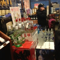 Photo taken at Franja Wines & Liquors by Leo M. on 2/14/2013