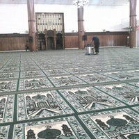 Photo taken at Masjid Sabilillah by 'coLy' P. on 2/15/2013