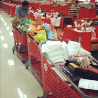 Photo taken at SuperTarget by Andrew H. on 9/21/2012