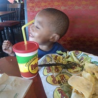 Photo taken at Moe's Southwest Grill by LaToyia B. on 5/17/2014