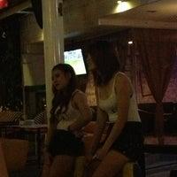 Photo taken at The Greenery Restaurant & Beer Garden by Thanachai T. on 5/11/2013